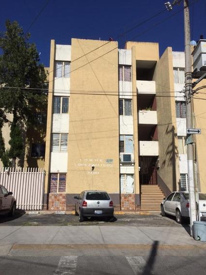 Departamento Amueblado En Renta Loma Bonita Residencial
