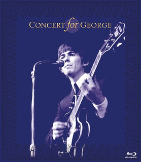 Concierto Concert For George The Royal Albert Hall Blueray
