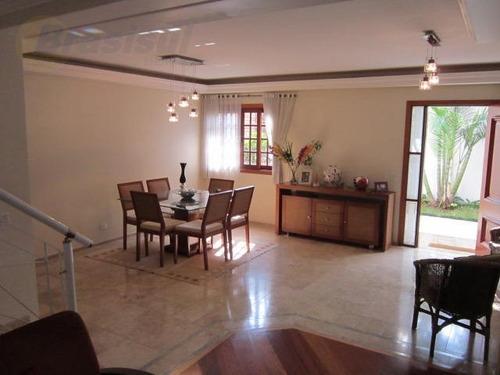 Imagem 1 de 18 de Casa Para Venda, 4 Dormitórios, Jd. Bélgica - São Paulo - 2473