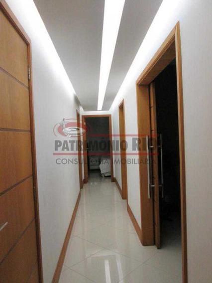 Espetacular Apartamento 3qtos Em Irajá - Paap30830