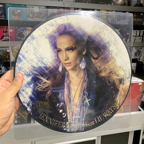 Lp Jennifer Lopez Feat Lil Wayne - Im Into You (vinyl Pictur