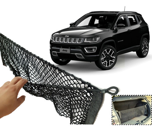 Acessório Tipo Bolsa Porta Malas Jeep Compass 2020