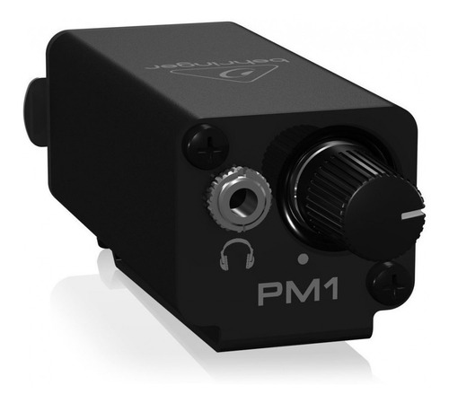 Imagen 1 de 8 de Behringer Powerplay Pm1 Amplifica Auricular Monitor Inear 6p