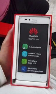Huawei Eco 4g Nuevo Color Blanco Accesorios Originales