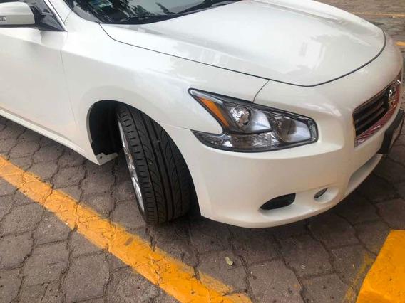 Nissan Maxima 2014 3.5 Sr V6 Mt