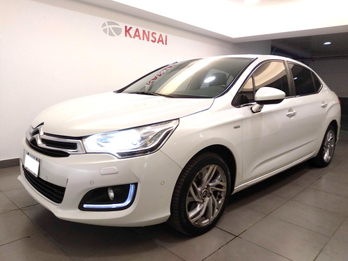 Citroën C4 Lounge 1.6 Thp Exclusive Pack 2014