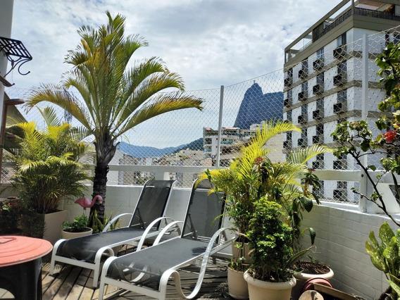 Apartamento De Cobertura, Botafogo, Zona Sul