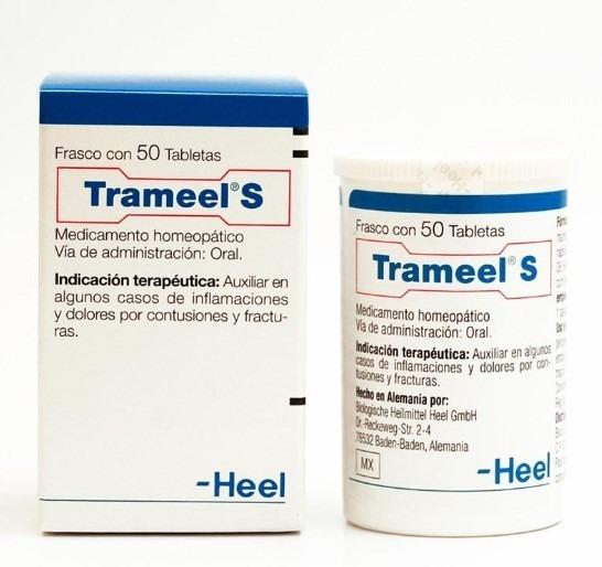 Trameel S Pastilla