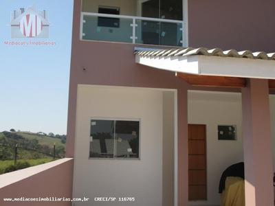 Casa A Venda Em Pinhalzinho, Centro, 2 Dormitórios, 1 Banheiro, 2 Vagas - 477