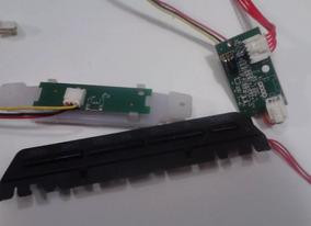 Teclado De Funções Sensor Do Remoto Tv H-buster Hbtv-32d05hd