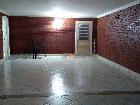 Casa Residencial À Venda, Jardim Floridiana, Rio Claro. - Ca0143