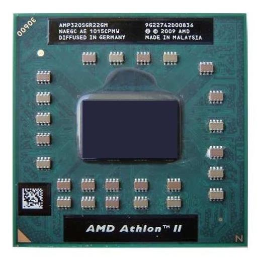 Processador Amd Athlon Dual-core Am340 M340 2.2 Ghz