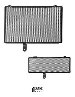 Tela Protetor Radiador Triumph Speed Triple 1050 12 -16 Zarc