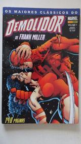 Os Maiores Clássicos Do Demolidor De Frank Miller Volume 1