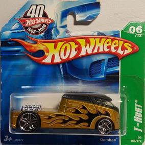 Hot Wheels 1/64 2008. Qombee T-hunt 166/172 / Novo (a)