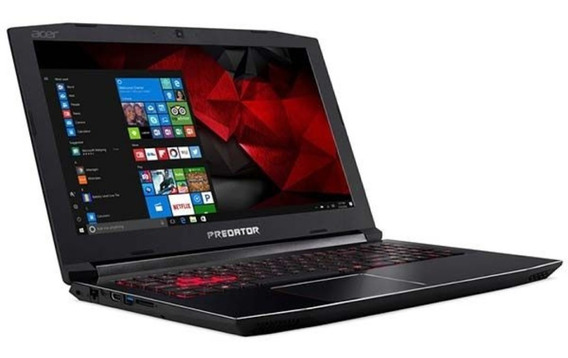 Notebook Game Acer Gtx 1060 I7-7700 Hq 16 Gb 2tb