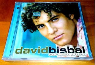 Cd - David Bisbal - Corazon Latino