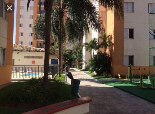 Apartamento Com 3 Dormitórios À Venda, 70 M² - Centro - Mogi Das Cruzes/sp - Ap0230