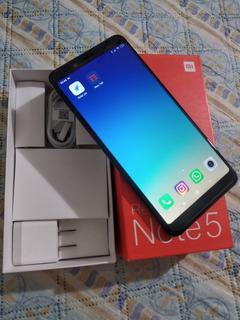Redmi Note 5 64gb 4gb De Ram Completo