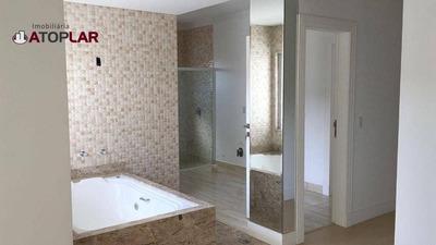 Casa Com 5 Dormitórios À Venda, 460 M² Por R$ 2.600.000 - R$ 2.100.000,00 À Vista - Ariribá - Balneário Camboriú/sc - Ca0049