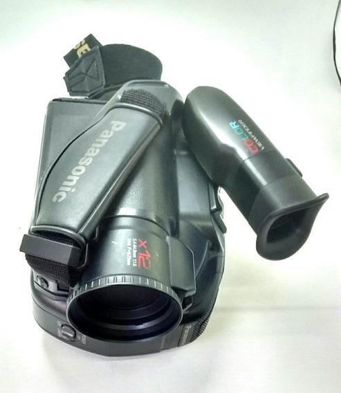 Filmadora Panasonic Pv-iq244 Palmcorder - Usado