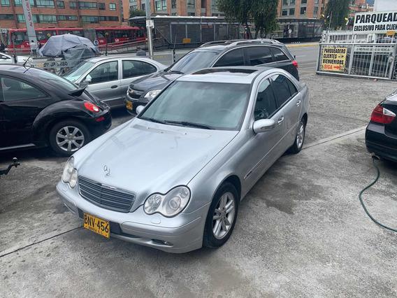 Mercedes-benz 2004 C180 1.8l At