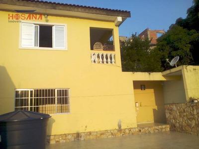 Sobrado Residencial À Venda, Morro Grande, Caieiras. - So0378