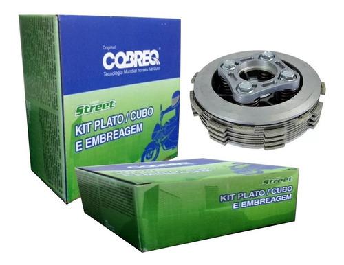 Kit Embreagem Cg 125 09/15 Cg 150 Titan Original Cobreq