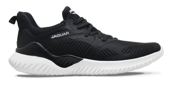 Zapatillas Deportivas Jaguar Art.9034 Negro