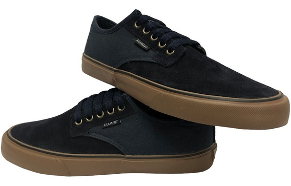 Zapatillas Filament Vance Azul Caramelo