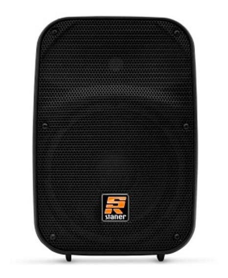 Caixa Staner Amplificada Sr-110a / Bivolt / Bluetooth / 110w