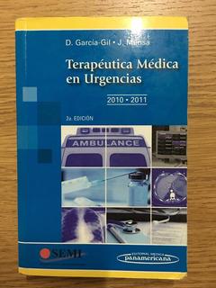 Terapéutica Médica En Urgencias 2010-2011