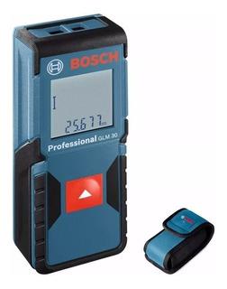 Medidor De Distancia Laser Glm 30 Bosch
