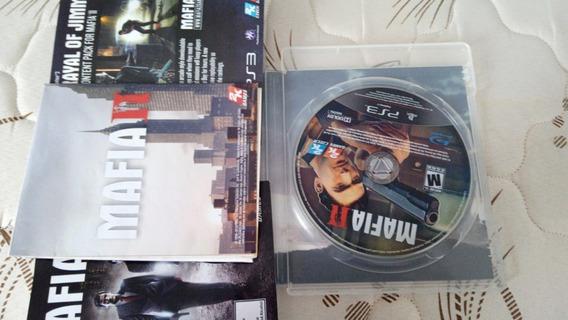 Mafia Ii 2 Usado Play3 Qw12#