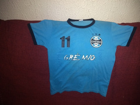 Camiseta Infantil Do Grêmio