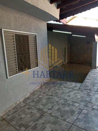 Imagem 1 de 12 de Casa Para Venda Em Campinas, Jardim Santa Rosa, 3 Dormitórios, 1 Suíte, 2 Banheiros, 2 Vagas - Casa 525_1-1835638