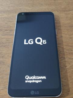Lg Q6 Platinum M700ar - 32gb - 3gb - Octacore