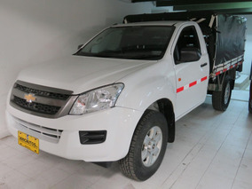Chevrolet Luv D-max Diesel Estacas 2.5 4x4 2015 Ubl554