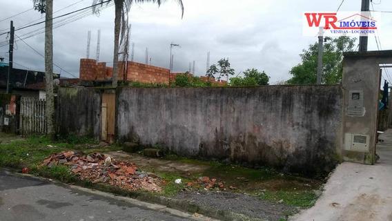 Terreno À Venda, 360 M² Por R$ 350.000,00 - Jardim Rio Branco - São Vicente/sp - Te0112