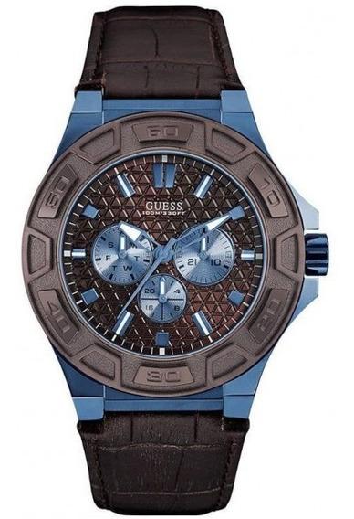 Relógio Guess Original Masculino 92587gpgsec4+n Fiscal/garan
