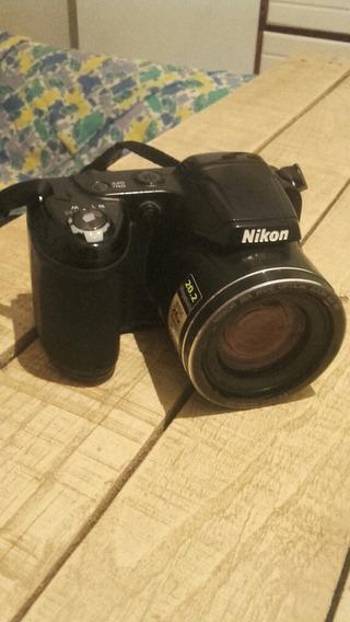 Camara Nikon Coolpix L330semi-reflex