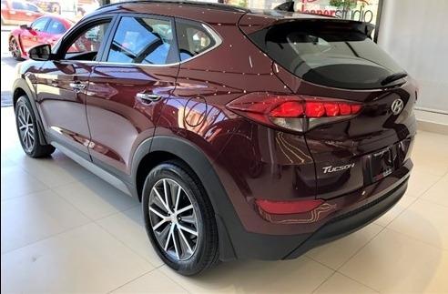 Hyundai Tucson Americana 4x4