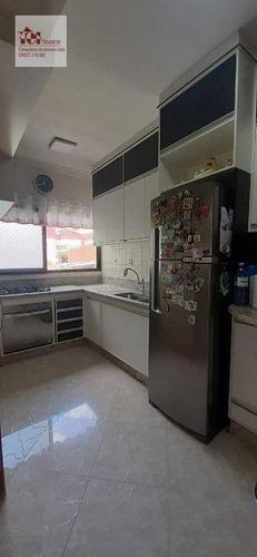Cobertura Com 3 Dormitórios À Venda, 140 M² Por R$ 749.990 - Santa Maria - São Caetano Do Sul/sp - Co0981