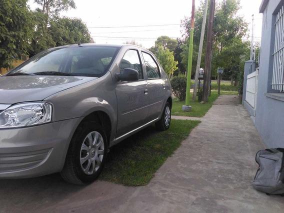 Renault Logan 1.6 Pack Plus 2010