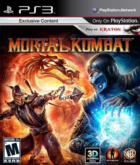 Ps3 Mortal Kombat Komplete Edition