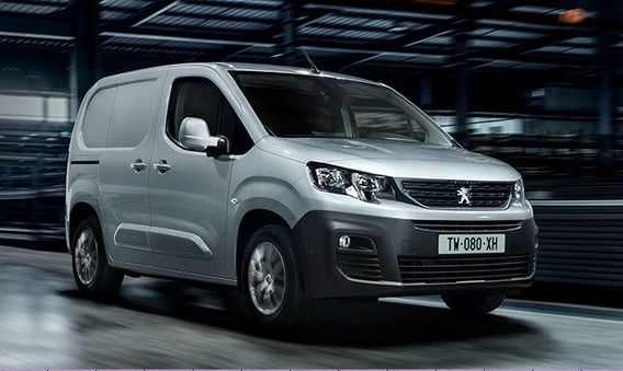 Peugeot Nueva Partner Maxi Motor 1.6 Hdi Man. 5vel. 2020 Vr