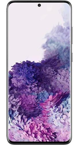 Imagem 1 de 4 de Samsung Galaxy S20 Plus 128gb Cosmic Black Muito Bom Usado