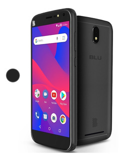 Blu C6 L 4g Lte Tela 5.5 16g Rom 1g Ram 4g Lte Dados + Capa