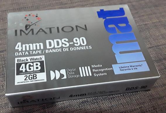 Fita Imation 4mm Dds-90 2gb/4gb 90m - Nova Lacrada