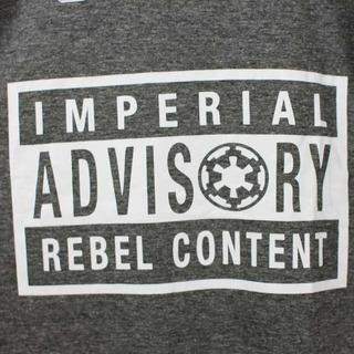 Camiseta Feminina Imperial Advisory Content - Star Wars